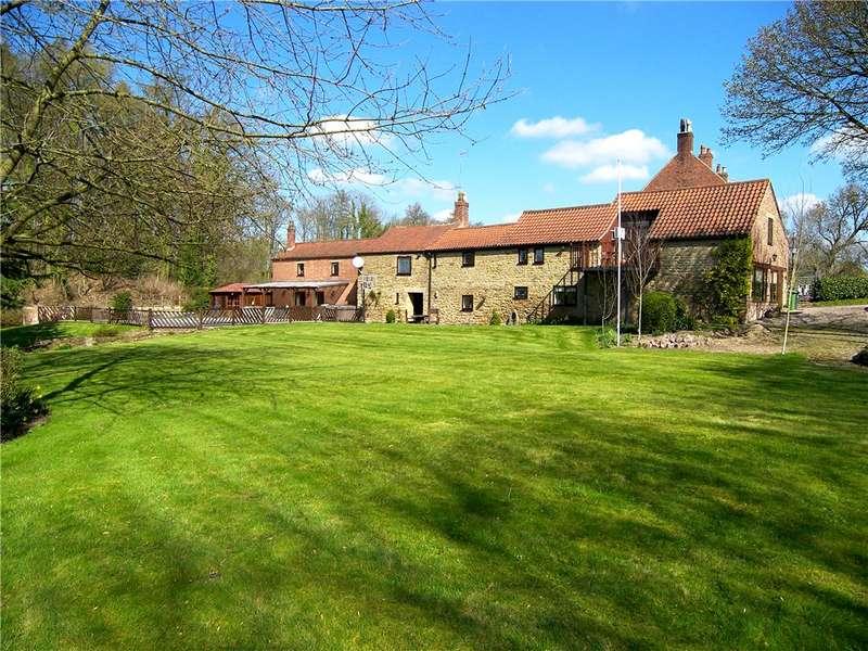 4 Bedrooms Detached House for sale in Golden Valley, Riddings, Alfreton, Derbyshire, DE55