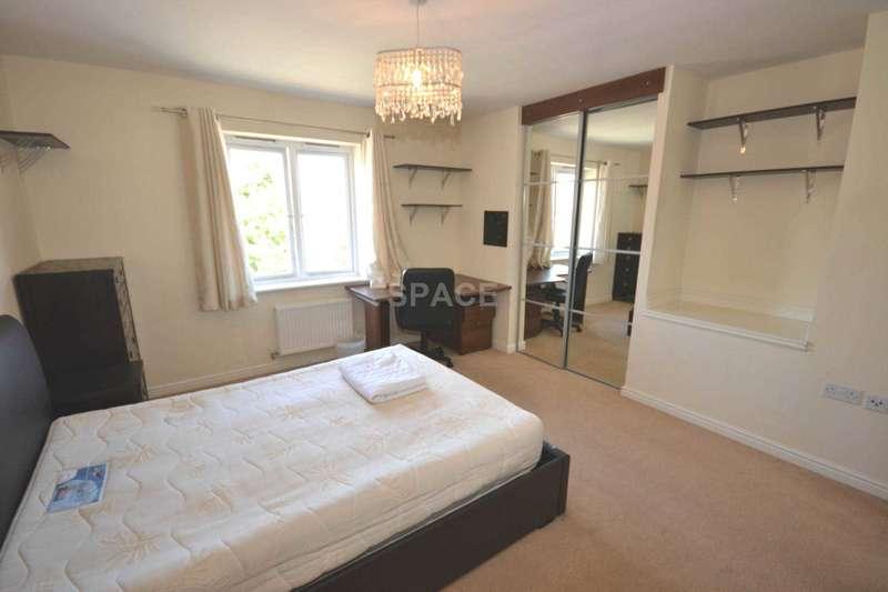 5 Bedrooms Detached House for sale in Regis Park Road, Reading, Berkshire, RG6 7AD