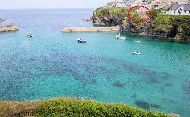 House for sale in Land at Fore Street, Port Isaac