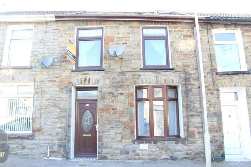 3 Bedrooms Terraced House for sale in Queen Street, Ton Pentre - Pentre