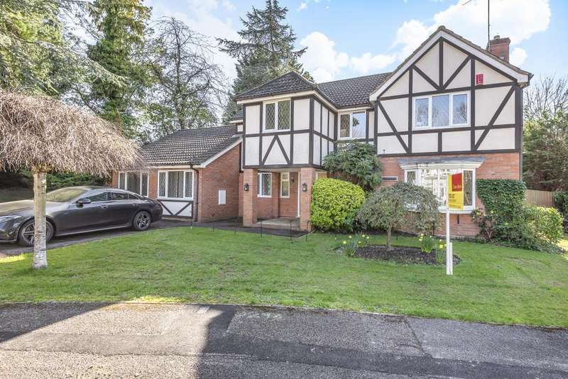 4 Bedrooms Detached House for sale in Sunningdale, Berkshire, SL5