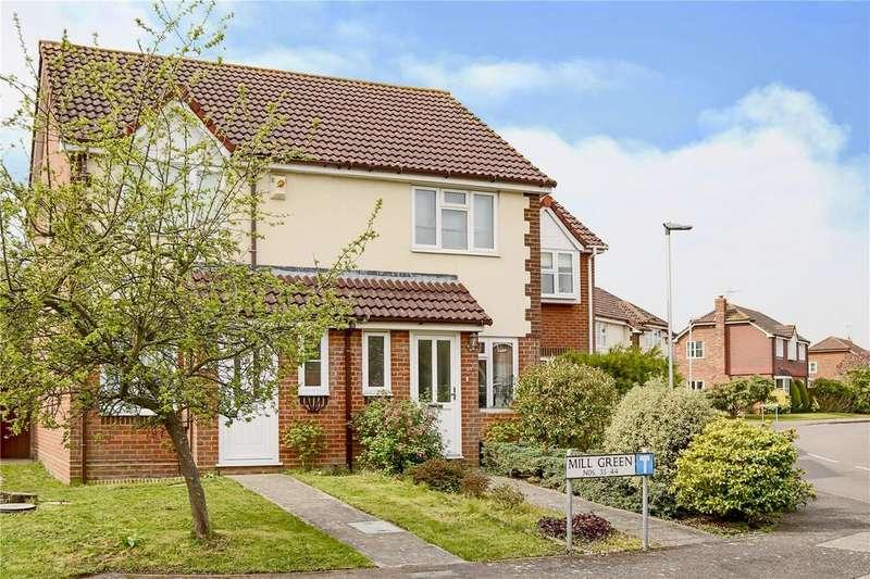 2 Bedrooms Terraced House for sale in Mill Green, Binfield, Berkshire, RG42