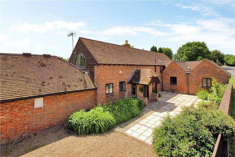 6 Bedrooms Detached House for sale in Maidstone Road, Hadlow, Tonbridge, TN11