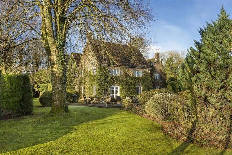 5 Bedrooms Detached House for sale in Wyck Beacon, Upper Rissington, Cheltenham, Gloucestershire, GL54