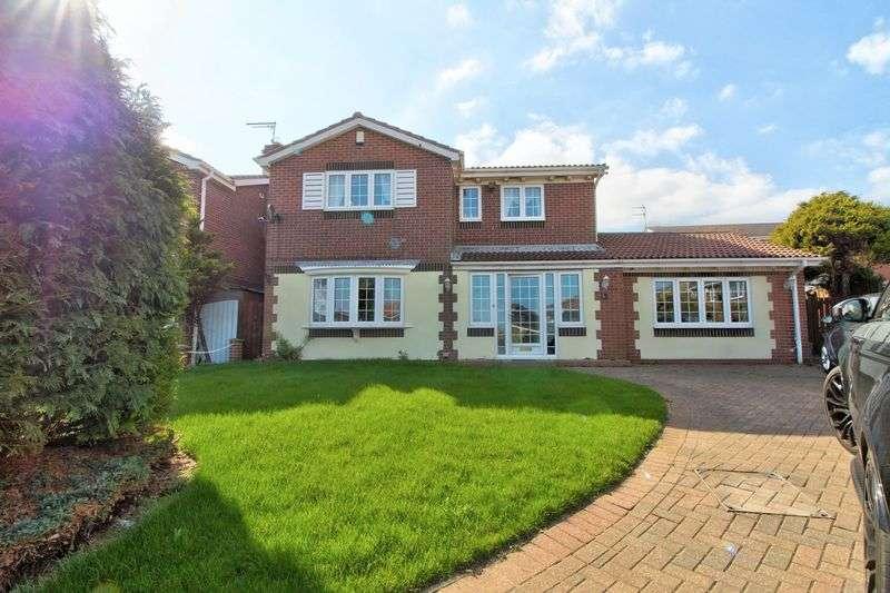 5 Bedrooms Property for sale in Millthorp Close, Grangetown, Sunderland