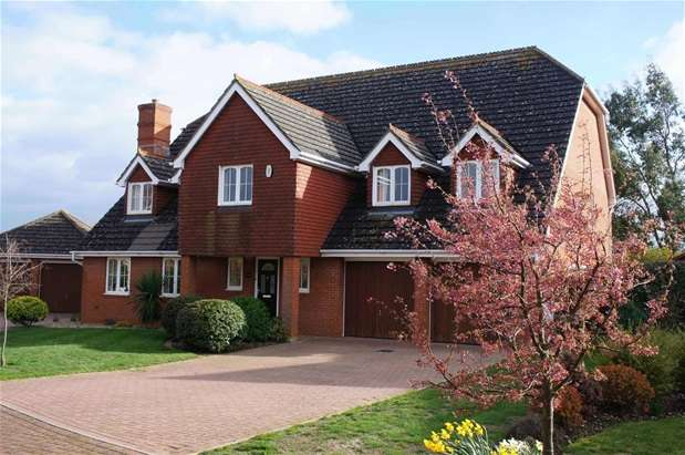 5 Bedrooms Property for sale in Prestwick Road, Great Denham