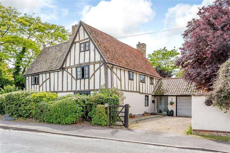 5 Bedrooms Detached House for sale in Low Road, Burwell, Cambridge, CB25