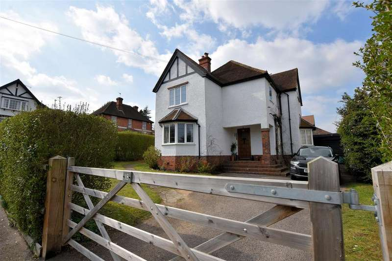 3 Bedrooms Detached House for sale in Weald Rise, Tilehurst, Reading