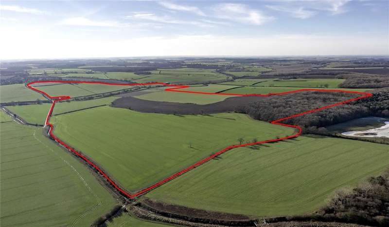Land Commercial for sale in Great Bradley, Newmarket, Suffolk