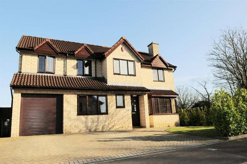 5 Bedrooms Detached House for sale in Causley Drive, Barrs Court, Bristol, BS30 7JD