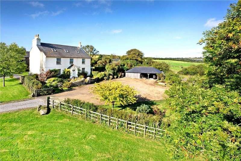 6 Bedrooms Semi Detached House for sale in Moreleigh, Totnes, TQ9