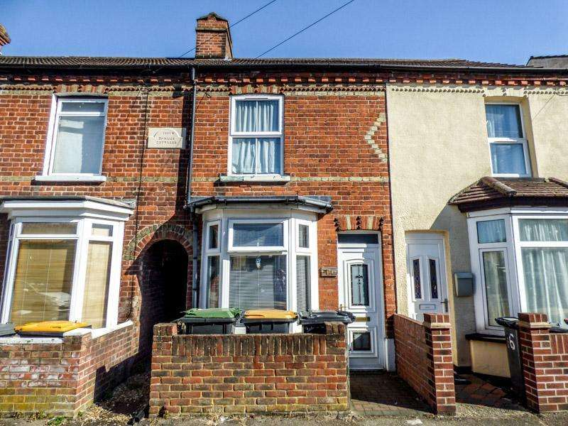 3 Bedrooms Terraced House for sale in Kempston, Beds, MK42 8ED