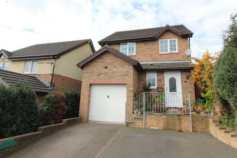 3 Bedrooms Detached House for sale in Celtic Close, Undy