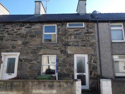 3 Bedrooms Terraced House for sale in Carneddi Road, Carneddi, Bethesda, Bangor, LL57