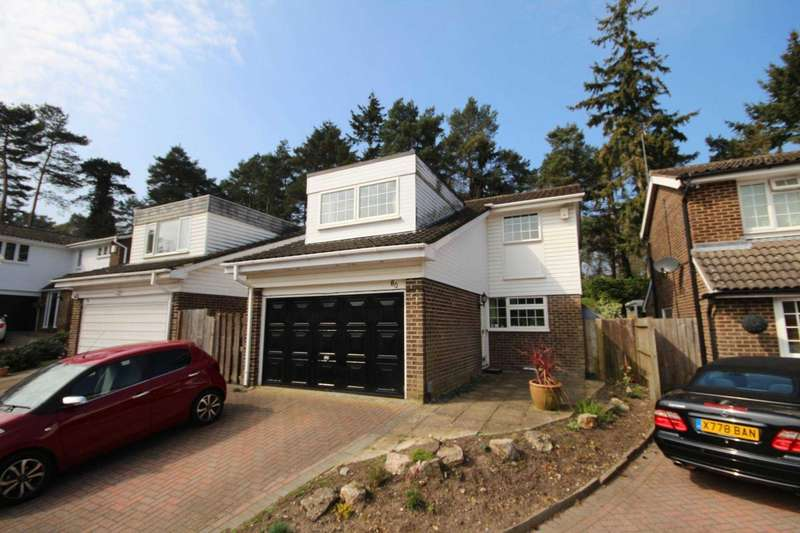 4 Bedrooms Detached House for sale in Quintilis, Bracknell