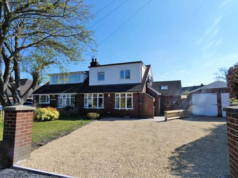 4 Bedrooms Semi Detached House for sale in Elton Road, Sandbach, Cheshire, CW11
