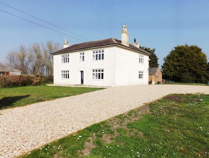 4 Bedrooms Detached House for sale in Whaplode St Catherine