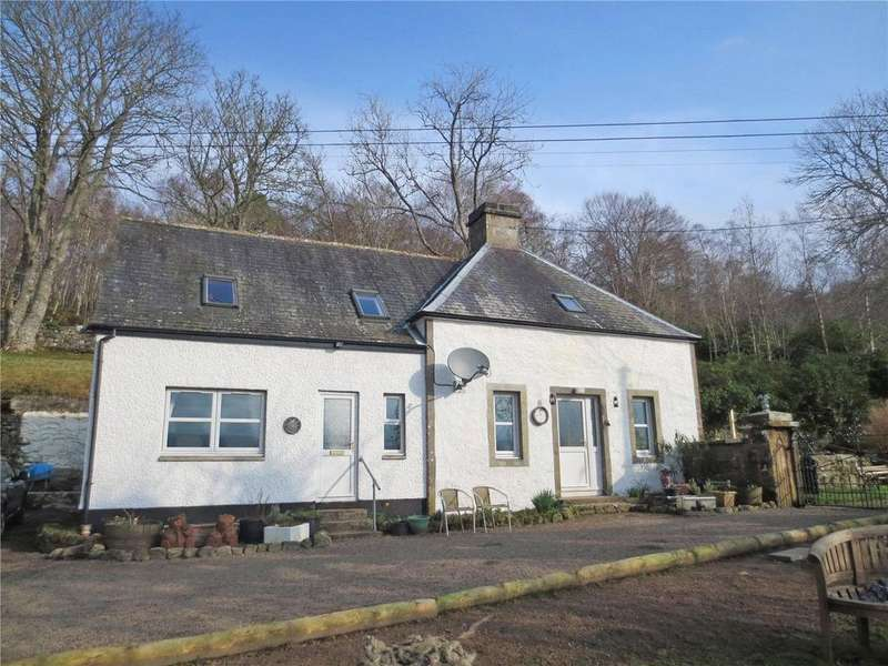 3 Bedrooms Detached House for sale in East Lodge, Lairg, Highland, IV27
