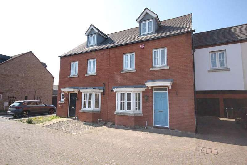 4 Bedrooms Semi Detached House for sale in Birch Grove, Lower Stondon, SG16