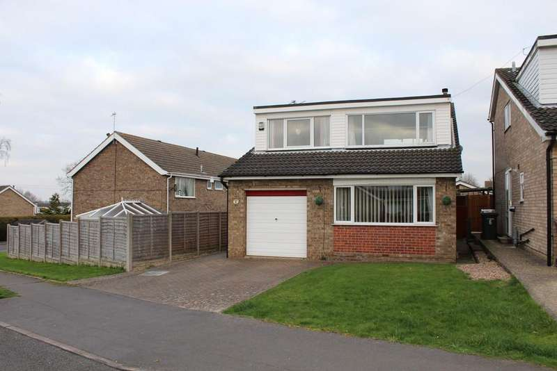 4 Bedrooms Detached House for sale in Durham Crescent , Washingborough