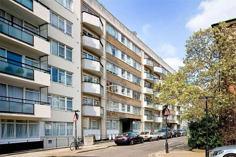 3 Bedrooms Apartment Flat for sale in Clifton Place, Sussex Square, Hyde Park Estate, London, W2