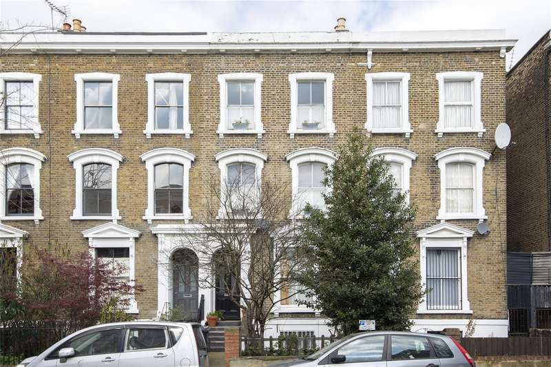 3 Bedrooms Flat for sale in Victoria Park Road, London, E9