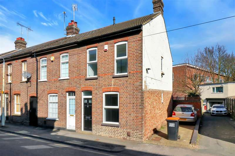 2 Bedrooms End Of Terrace House for sale in Edward Street, Dunstable