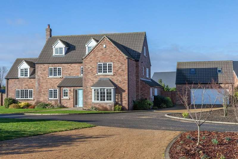 6 Bedrooms Detached House for sale in Wicklewood