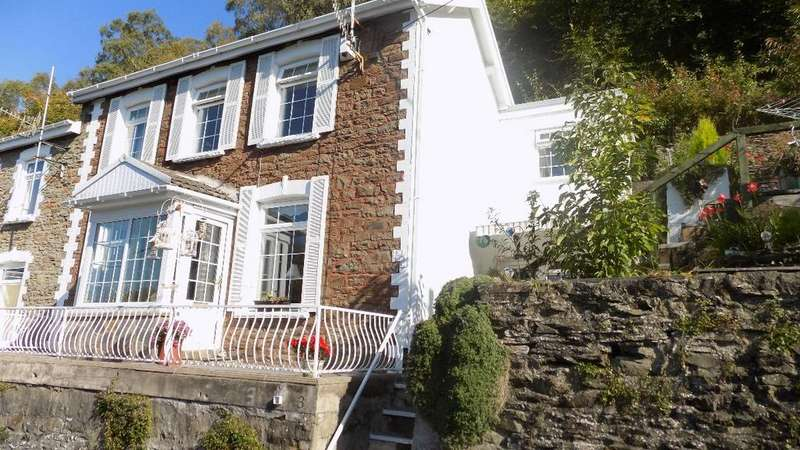 3 Bedrooms Semi Detached House for sale in Church Road, Aberbeeg, Abertillery. NP132AA