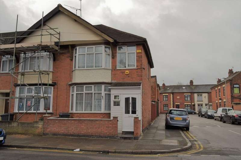 3 Bedrooms End Of Terrace House for sale in Frisby Road , Humberstone, Leicester