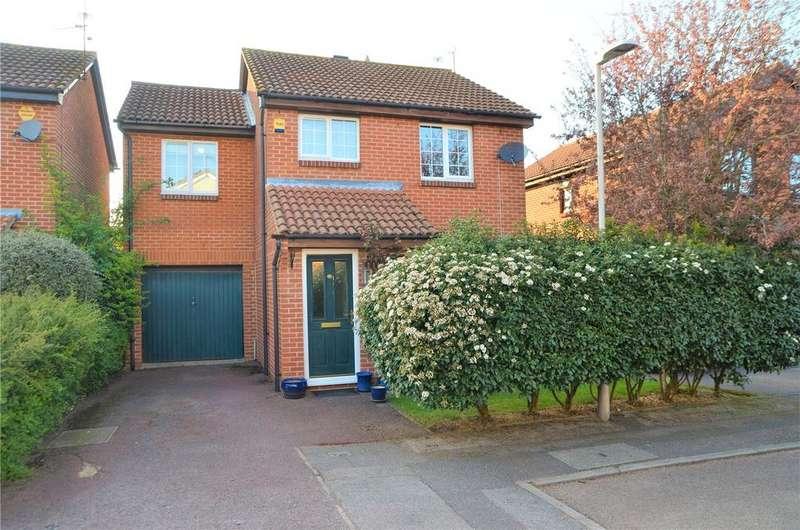 4 Bedrooms Detached House for sale in Myrtle Close, Tilehurst, Reading, Berkshire, RG31