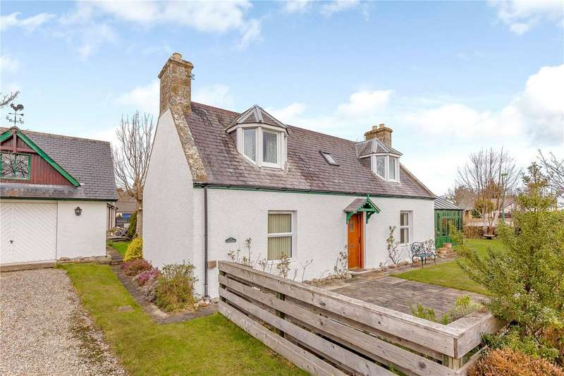 2 Bedrooms Detached House for sale in Meadows Park Road, Dornoch, Sutherland