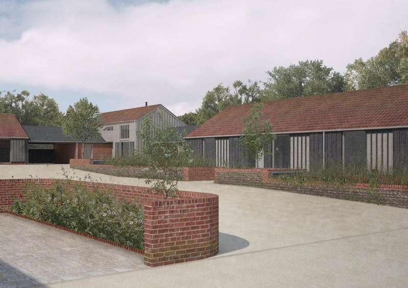 3 Bedrooms Detached Bungalow for sale in Abbey View, Leiston