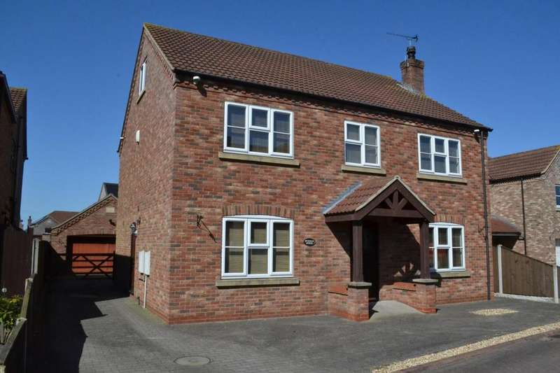 5 Bedrooms Detached House for sale in Waggoners Close, Scotter, Lincolnshire, DN21