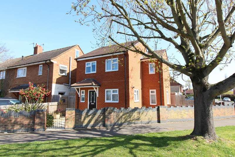 3 Bedrooms Detached House for sale in Whiston Crescent, Clifton, SG17