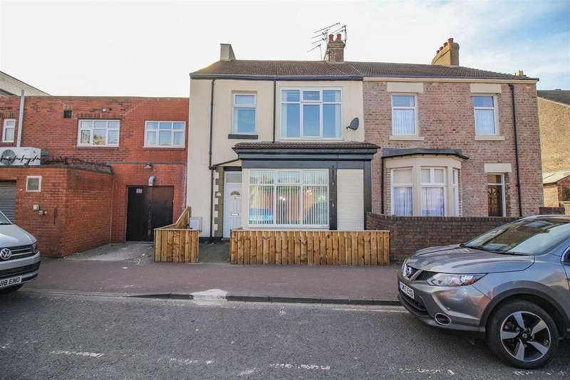 3 Bedrooms Terraced House for sale in Regent Road, Newcastle Upon Tyne