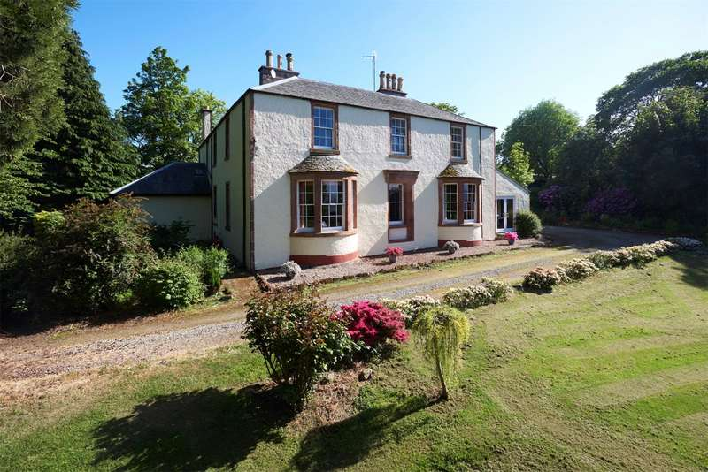 5 Bedrooms Detached House for sale in Farness House, Poyntzfield, Cromarty, By Dingwall, IV7