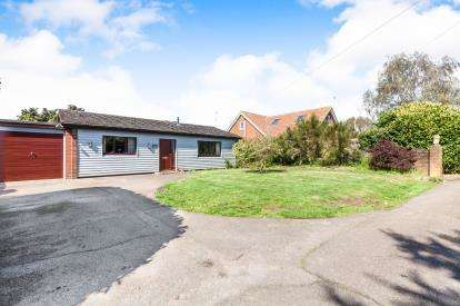 3 Bedrooms Bungalow for sale in Reydon, Southwold, Suffolk