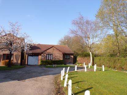 2 Bedrooms Bungalow for sale in Hastings Close, Fleckney, Leicester, Leicestershire