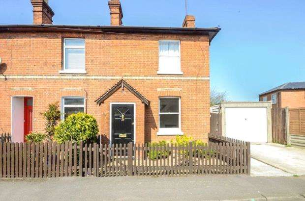 2 Bedrooms End Of Terrace House for sale in North Dean, Maidenhead, Berkshire