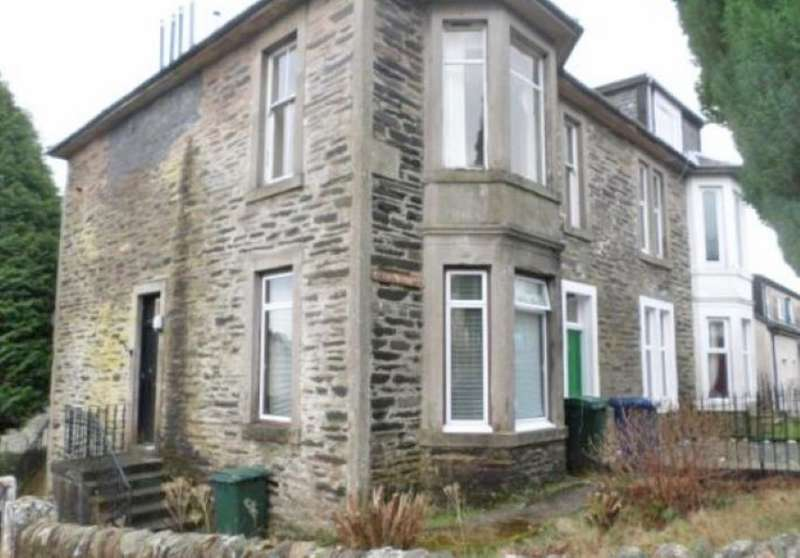 1 Bedroom Flat for sale in 53, Alfred Street, Dunoon, Argyll And Bute