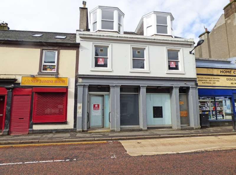 Commercial Property for sale in 52, Main Street, Kilbirnie, North Ayrshire