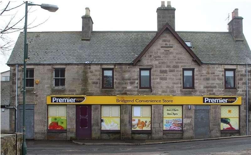 Retail Property (high Street) Commercial for sale in Bridgend Stores, Bridgend, Brora, Highland