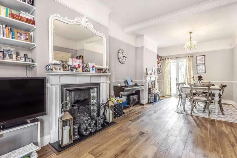 4 Bedrooms Terraced House for sale in Earlsfield Road, Earlsfield