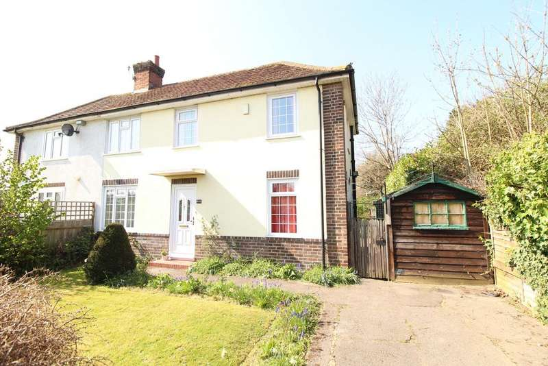 3 Bedrooms Semi Detached House for sale in Northumberland Avenue, Reading