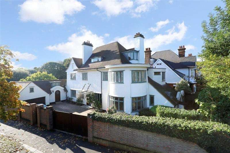 5 Bedrooms Detached House for sale in St Mary's Road, Wimbledon Village, SW19
