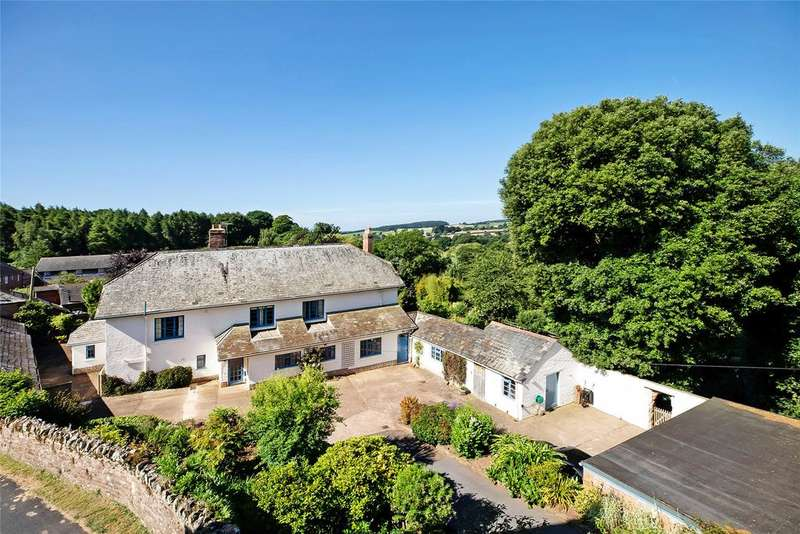 6 Bedrooms Detached House for sale in Otterton, Budleigh Salterton