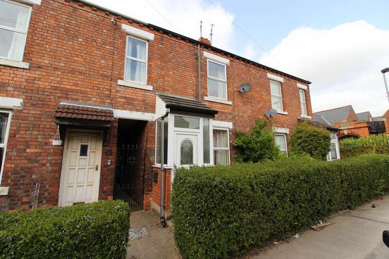 2 Bedrooms Terraced House for sale in Birrell Street, Gainsborough