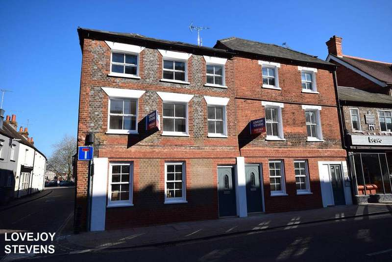 2 Bedrooms Flat for sale in Cheap Street, Newbury RG14