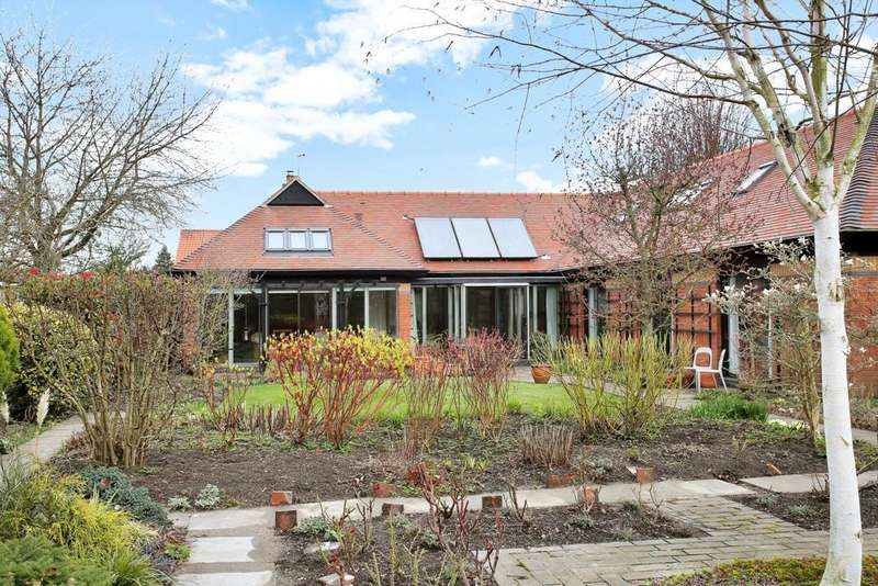 4 Bedrooms Detached Bungalow for sale in Kneeton Road, East Bridgford, Nottingham